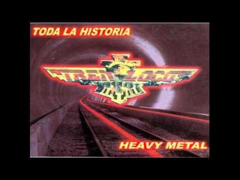 Tren Loco  - Toda La Historia (2001) (Disco Completo)