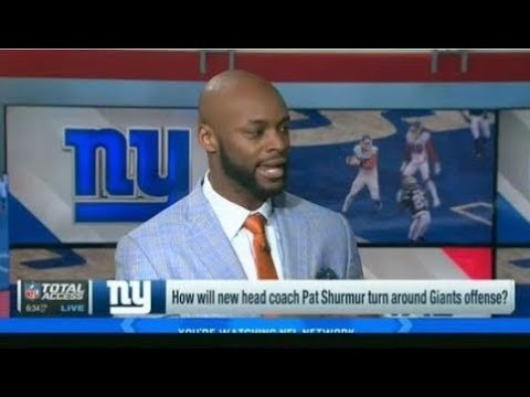 how will new head coach pat shurmur turn around giants offense nfl total access
