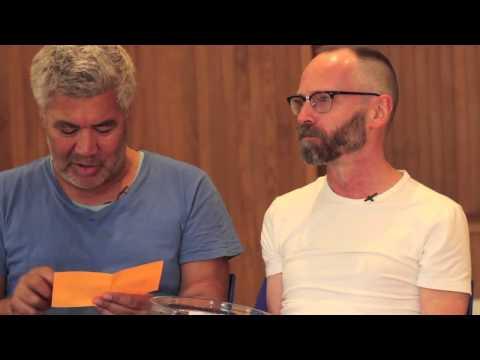 Globe to Globe Hamlet: 90 Seconds with Rawiri Paratene and John Dougall