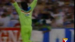 1992 Cricket World Cup Final Pakistan v England Part 2