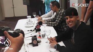 vuclip Nicky Jam en los Bosster 2 ( 5 Octubre de 2013 )