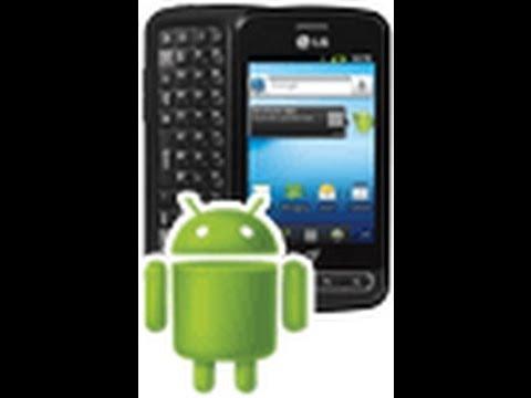 Unboxing LG Optimus Q, NET10 phone LG L55C