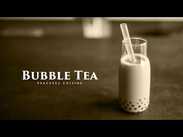 [No Music] How to make Bubble Tea