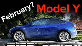 Tesla Model Y Range Increases and February Release?