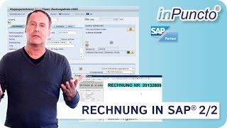 Automatische Rechnungsverarbeitung & Rechnungsworkflow in SAP