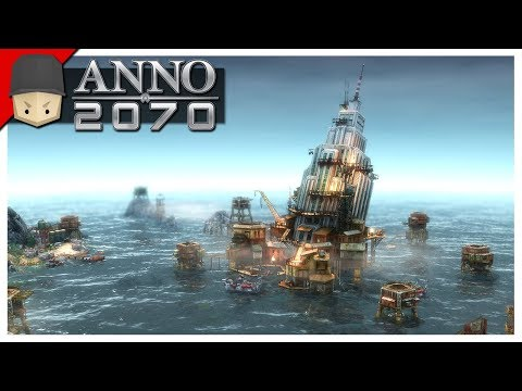 Anno 2070 - Ep.01 : The Adventure Begins!