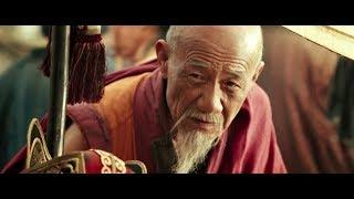 全片老和尚才是真正的高人,成吉思汗被当做奴隶贩卖,而老和尚却祈求他宽恕,一眼看出此人绝非等闲之辈!