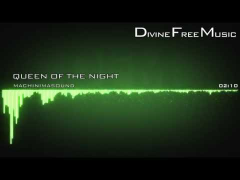 Machinimasound - Queen of The Night [HD/HQ] [Metal] [Free Music]