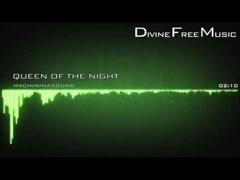Machinimasound - Queen of The Night [HD/HQ] [Metal] [Free Music]
