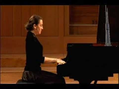 Irena Koblar, Brahms Op. 119, Intermezzo in E minor