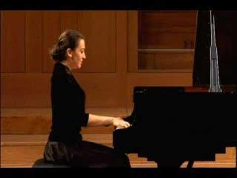 Irena Koblar, Brahms Op. 119, Intermezzo in E minor