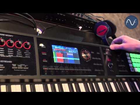 Roland Fa Review Vs Yamaha Moxf