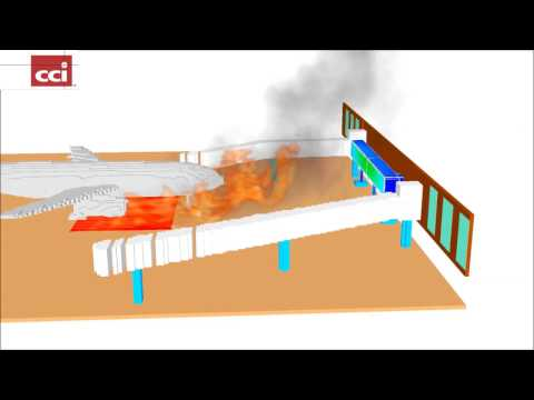 Structural Fire Resistance Analysis