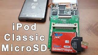 iPod Classic MicroSD