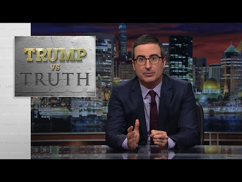 Thumbnail: Trump vs. Truth: Last Week Tonight with John Oliver (HBO)