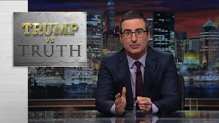 Trump vs. Truth: Last Week Tonight with John Oliver (HBO) thumbnail