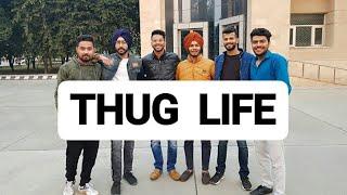 THUG LIFE | BHANGRA | DILJIT DOSANJH | BHANGRA WORLD | NEW PUNJABI SONG 2019