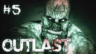 Outlast | Part 5 | STALKED IN THE SEWERS