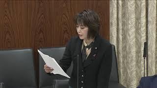 【公式】三原じゅん子参議院議員 2018年12月6日内閣委員会【祝日法】