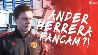 ANDER HERRERA LOOK-A-LIKEY FANCAM?! Man United 2 - 1 Watford