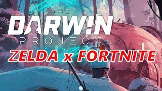 Darwin Project: Free to Play Zelda x FORTNITE