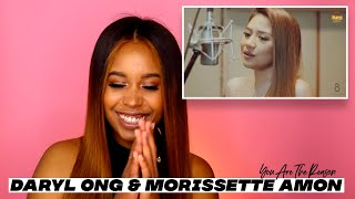 Music School Graduate Reacts to Daryl Ong & Morissette Amon Singing You Are The Reason - Calum Scott