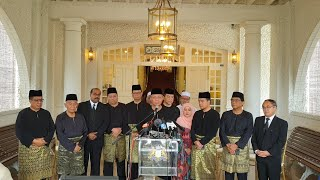 New era begins as 10 Johor exco members sworn in