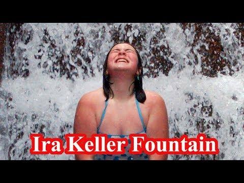 Ira Keller Fountain - Portland 2017
