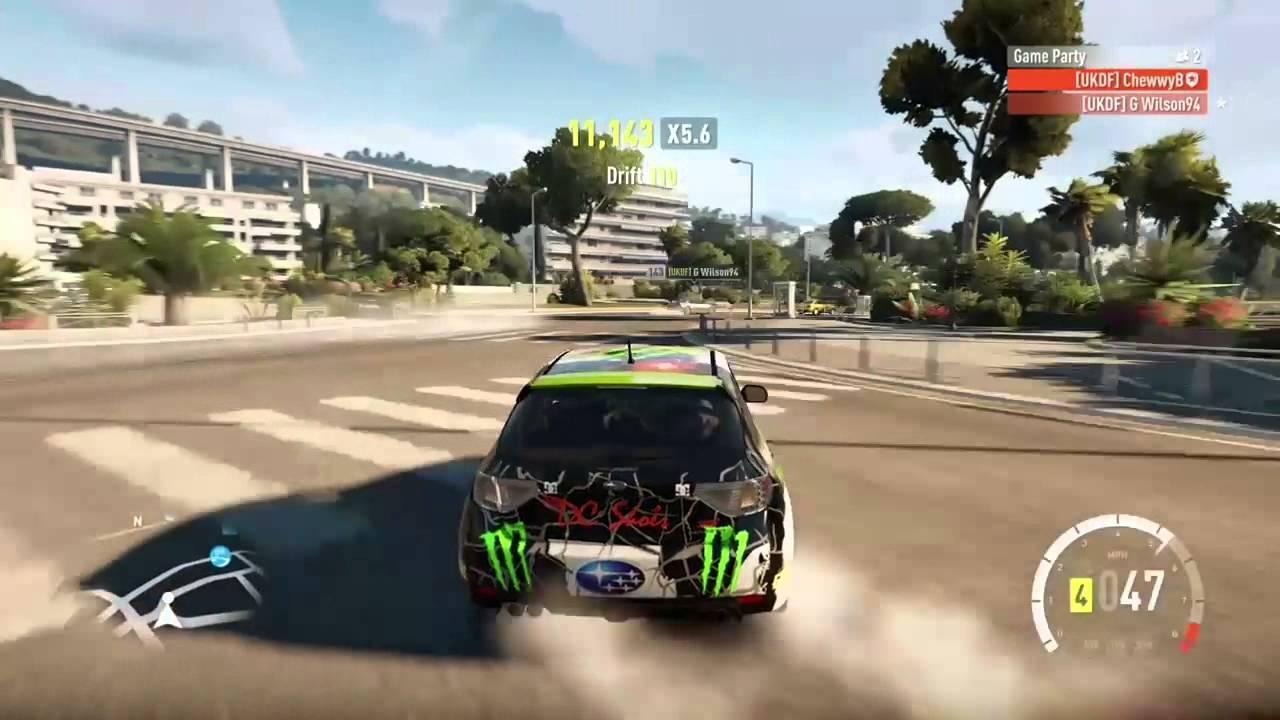 Forza Horizon 2/ Subaru Impreza WRX STI 2008 Drift   YouTube