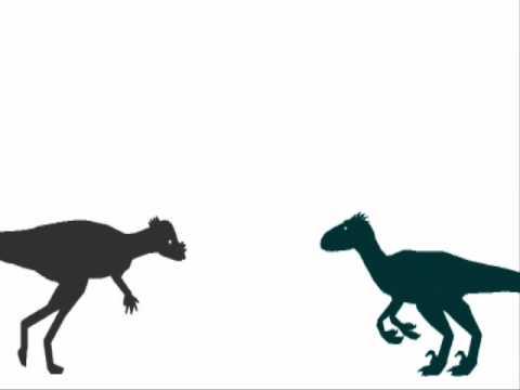 ASDC - Stygimoloch vs Deinonychus