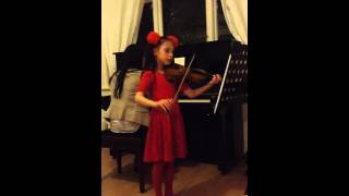 Katerina Nikolaeva Tomova - violin