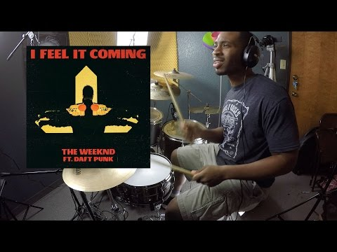 The Weeknd - I Feel It Coming [Drum Cover]