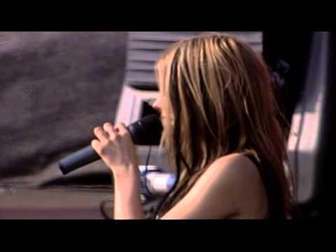 Avril Lavigne - Rock Am Ring 2004