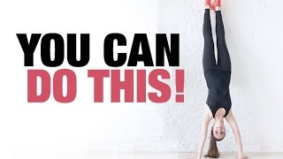 bodyweight upper body workout handstands exercises