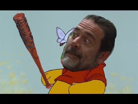 YTP: Winnie the Pooh but Negan ruins everything (Winnie the Rick)