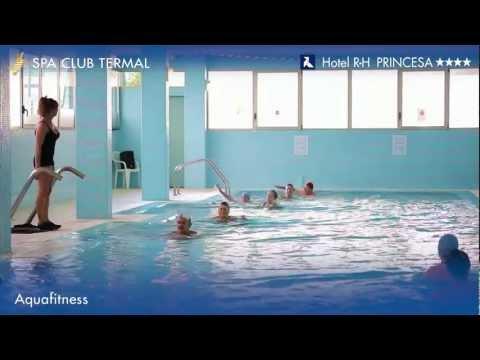 Hoteles con spa en benidorm club termal hotel rh princesa for Hoteles con habitaciones familiares en benidorm