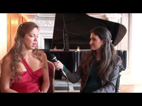 Interview with pianist Svetlana Smolina
