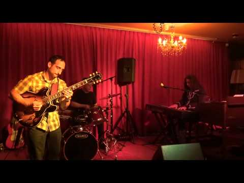 Bruce Katz Band   Café Bel Air (27Jun2015) Prt 1