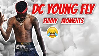 DC Young Fly Funny Moments | 2019