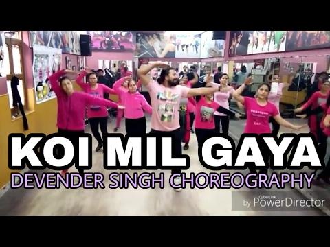 Koi mil gaya Mera dil gya | kuch kuch hota hai | sharukh khan | BOLLYWOOD fitness | ANEW fitness