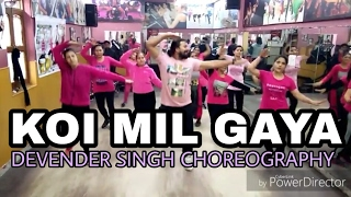 Koi Mil Gaya Mera Dil Gya | Kuch Kuch Hota Hai | Sharukh Khan | Bollywood Fitnes