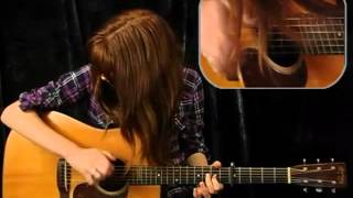 Molly Tuttle  Clawhammer Guitar Little Sadie  Amazing!