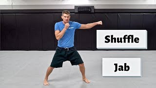 Stephen Wonderboy Thompson - How To: The Shuffle Jab