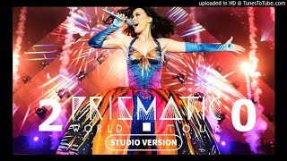 Katy Perry - The One That Got Away / Thinking Of You (Prismatic World Tour Studio Version 2.0)