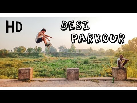 VILLAGE PARKOUR| ALWAR | RAJASTHAN | PARKOUR | REDBULL INDIA | FREE RUNNING | RAHUL MEENA| GOPRO |