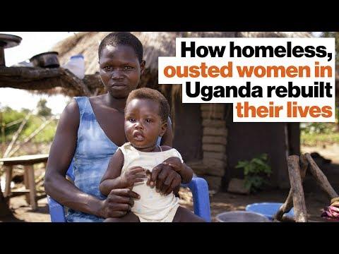 Huts for Peace: How homeless, ousted women in Uganda rebuilt their lives | Agnes Igoye