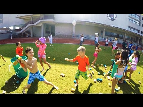 GoPro - Brent International School Manila Water Fun Day 2015