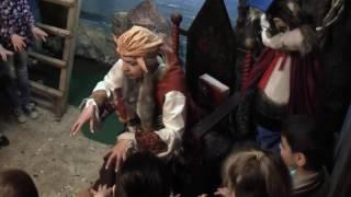 видео Детский музей Дом сказок Жили-были на ВВЦ