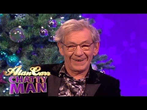 Ian McKellen - Full Interview on Alan Carr: Chatty Man