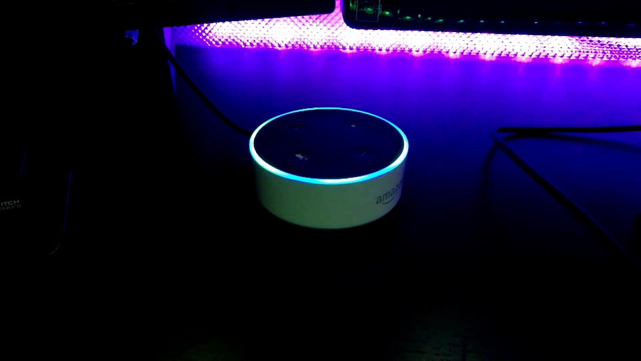 Echo Dot TuneIn Test